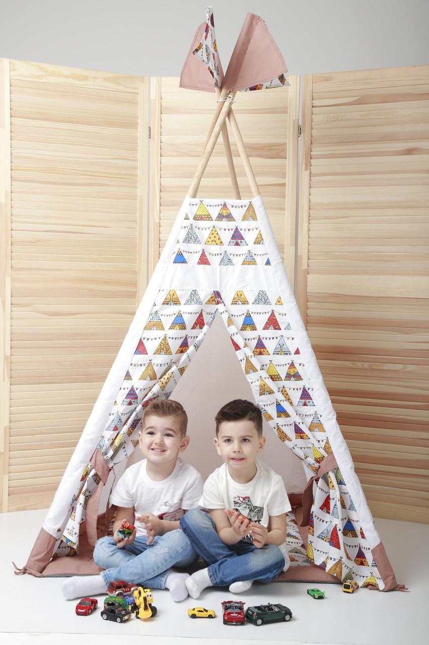 Вигвам - палатка «Типи»