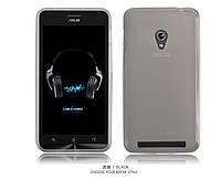 Чехол накладка для Asus Zenfone 4 A450CG серый, фото 1