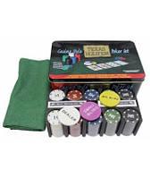 Набор для покера Texas Hold'em Poker 200T-4