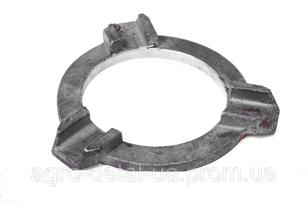 Кольцо отжимных рычагов 75-1604084-А1 упорное,корзины муфты сцепления двигателя Д 65 трактора ЮМЗ