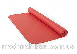 Коврик для йоги Bodhi EcoPro 185 x 60 x 0.4 см Красный (hub_ChWP79917)