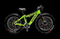 """Велосипед 26"""" Titan Crossover FT Neon Green"""