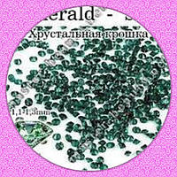 Pixie Crystal Emerald 100 шт № 2  Master-Beauty