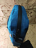 Барсетка сумка NIKE Мессенджер ткань для через плечо Унисекс спортивные стильная ОПТ, фото 3