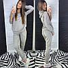 Женский костюм: кофта и штаны в расцветках. ЛД-30-0419, фото 2