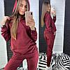 Женский костюм: кофта и штаны в расцветках. ЛД-30-0419, фото 5