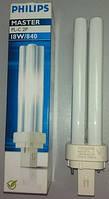 Лампа PHILIPS PL-C 18W/840/2P G24d-2