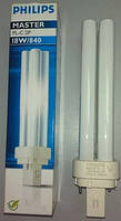 Лампа PHILIPS PL-C 18W/830/2P G24d-2