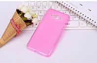 Чехол накладка для Samsung Galaxy Grand Prime G530 розовый, фото 1