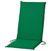 IKEA NASTON Подушка для садового кресла, зеленая  (804.279.80), фото 1