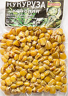 Кукурудза в вакуумній упаковці ТМ Карпуша (часник) 100g