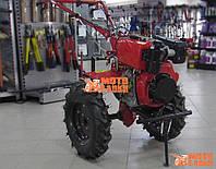 """Дизельный культиватор Forte 1350 колёса 12"""" (Красный), фото 1"""