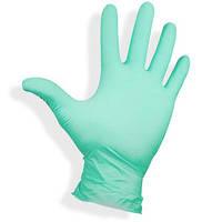 Перчатки нитриловые PREMIUM (3,5 г), Мятные (100 шт/уп) Care365