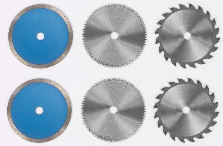 Набор дисков для роторайзера TC-CS 860Kit