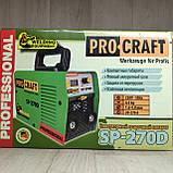 Інвертор зварювальний апарат Procraft SP-270D, фото 5