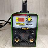 Інвертор зварювальний апарат Procraft SP-270D, фото 8