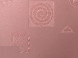 Готовые рулонные шторы Ткань Икеа Розовый