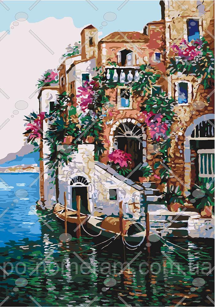 Картина по номерам Краски Тосканы 35 х 50 см (KH2736)