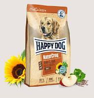 Happy Dog NaturCroq Rind&Rice/Хеппи Дог Натур крок рис говядина 15кг