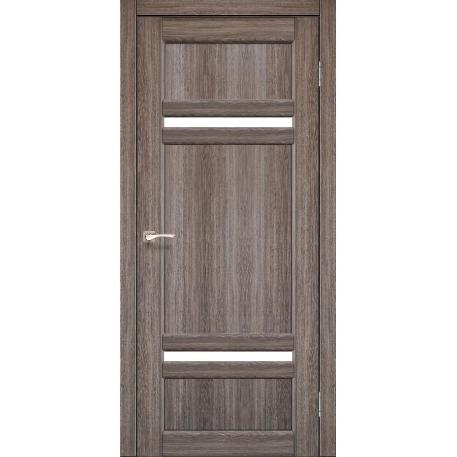 Двери KORFAD TV-03 Полотно+коробка+2 к-та наличников+добор 100мм, эко-шпон