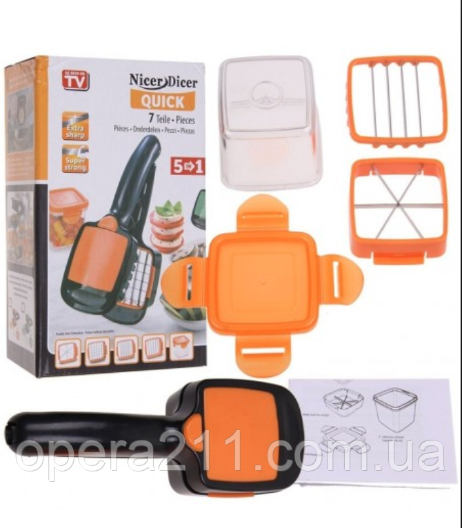 Nicer Dicer QUICK (AS SEEN ON TV)