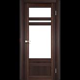 Двери KORFAD TV-04 Полотно+коробка+1 к-кт наличников, эко-шпон, фото 3