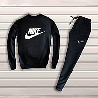 Мужской спортивный костюм, чоловічий спортивний костюм Nike S1152, Реплика
