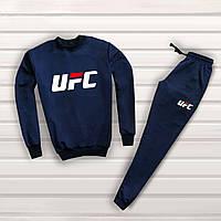 Мужской спортивный костюм, чоловічий спортивний костюм UFC S1209, Реплика