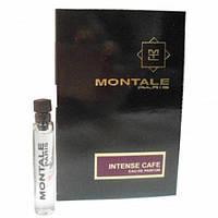 Парфюмированная вода Montale Intense Cafe для мужчин и женщин (оригинал) - edp 2 ml