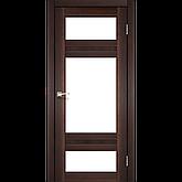 Двери KORFAD TV-05 Полотно+коробка+1 к-кт наличников, эко-шпон, фото 2