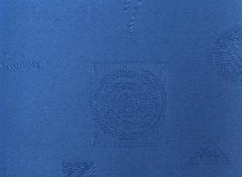 Готовые рулонные шторы Ткань Икеа Синий