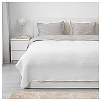 IKEA VARELD Покривало, білий (403.840.20)