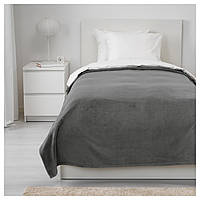 IKEA TRATTVIVA Покривало, сірий (303.496.78)