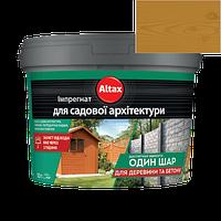 Краска для садової архітектури Altax 5л Сосна