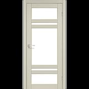 Двері KORFAD TV-06 Полотно+коробка+2 до-та лиштв+добір 100мм, еко-шпон, фото 2