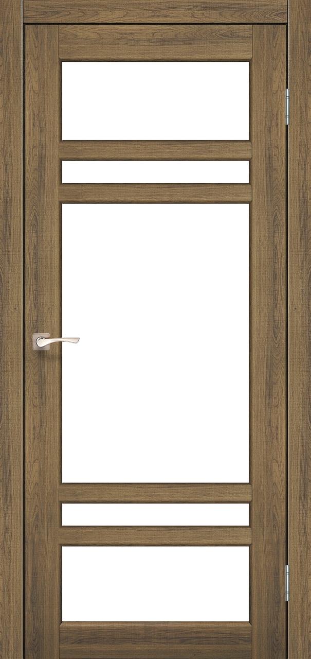 Двері KORFAD TV-06 Полотно+коробка+2 до-та лиштв+добір 100мм, еко-шпон