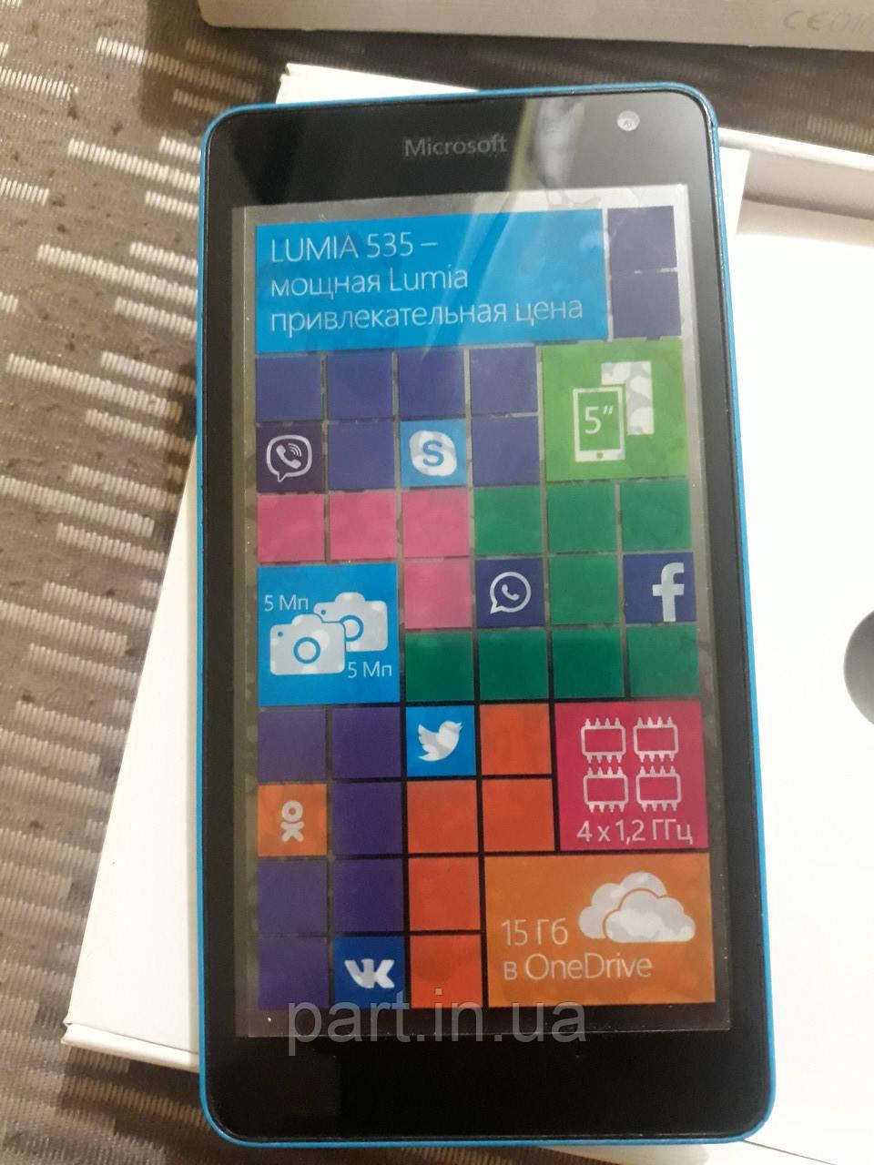 Телефон Lumia 535