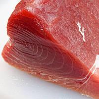Филе тунца охлажденное
