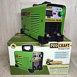 Инверторный сварочный аппарат Procraft SP-295D 1.6-5 электрод + Маска Хамелеон, фото 3