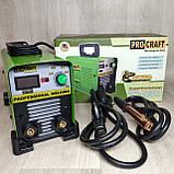 Инверторный сварочный аппарат Procraft SP-295D 1.6-5 электрод + Маска Хамелеон, фото 2