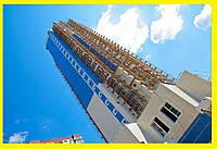 Монтаж фасада из керамогранита, фото 1