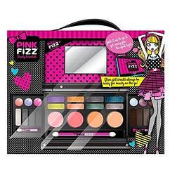 П, Большая  Роскошная детская палитра для макияжа с зеркалом Pink Fizz Lulu  Америка,  Оригинал!