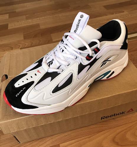 fa1a77cc Акция !!! Мужские демисезонные кроссовки Reebok Белые купить недорого.  Большой выбор только в