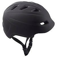 IKEA SLADDA Велосипедный шлем, L, черный  (003.188.19)
