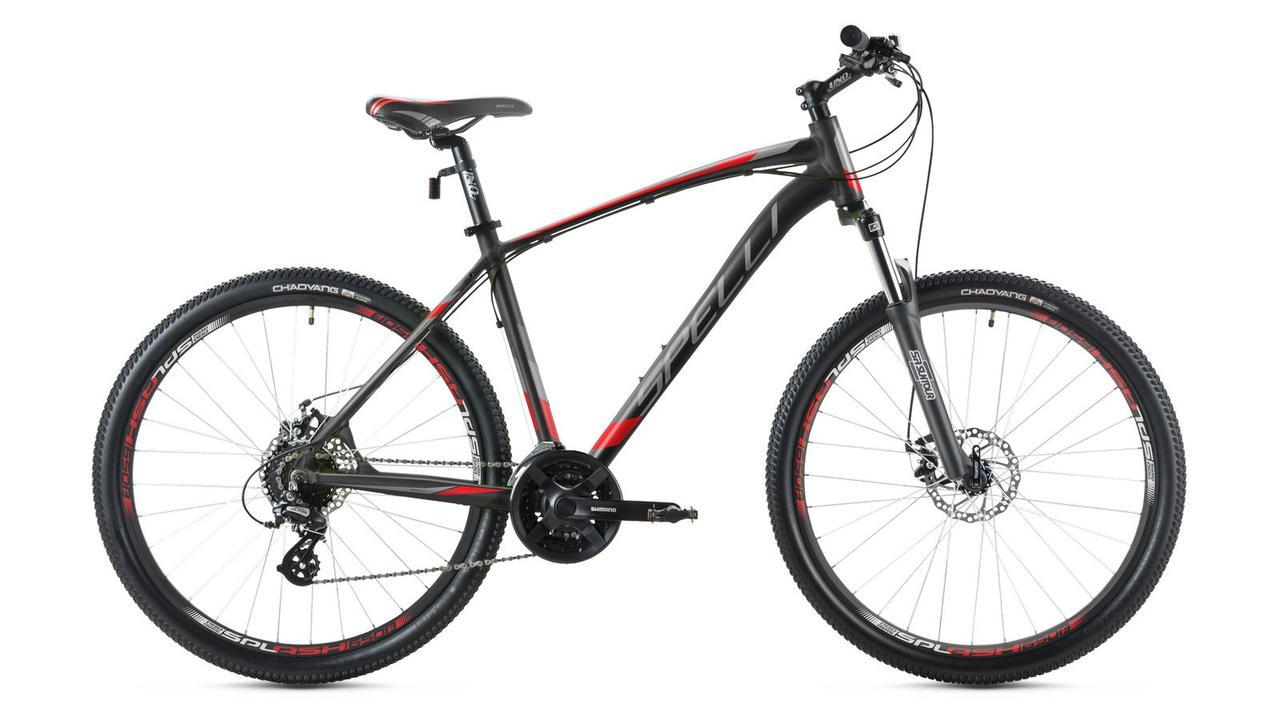 """Велосипед 27,5 Spelli SX-3700 disk 19"""" 2019"""