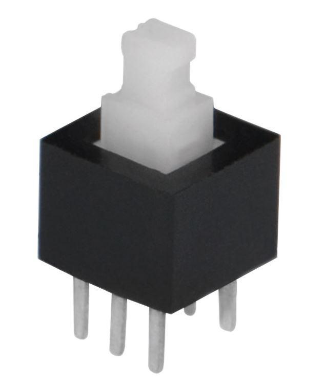Микрокнопка MPS-580ND 6pin 5,8х5,8мм, без фиксации 1 шт.