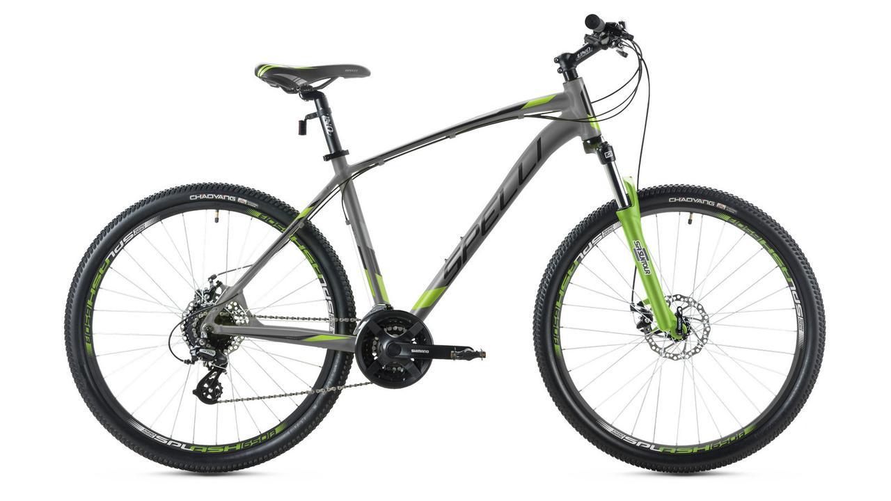 """Велосипед 27,5 Spelli SX-3700 disk 17"""" 2019"""