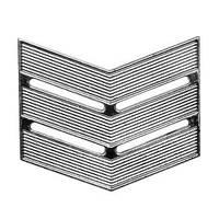 Лычка МВД сержант серебро