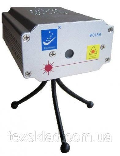 Лазерная светомузыка SS-015B