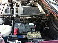 радиатор воды 2.5 и 3.0 Mitsubishi Pajero Sport